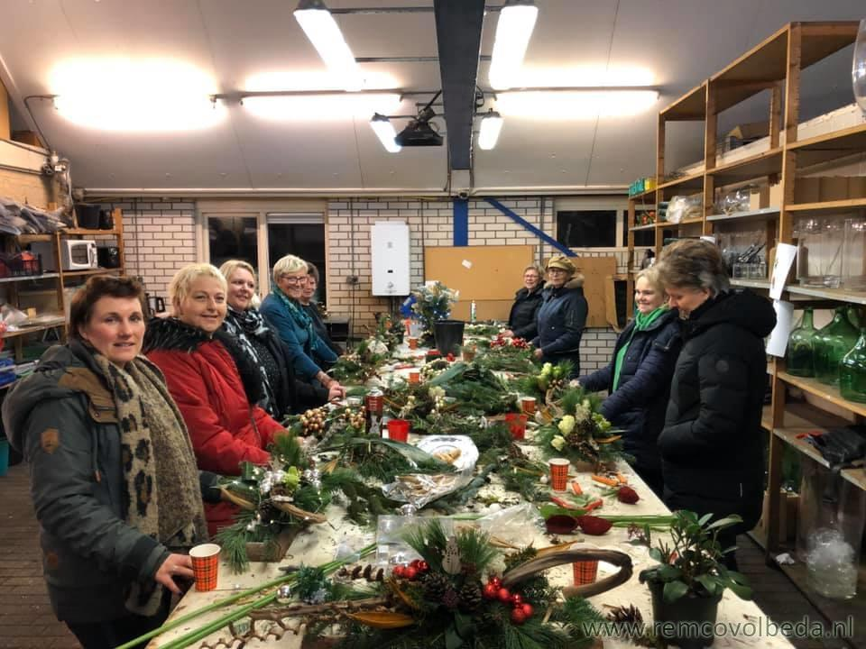 kerstworkshop remco volbeda 2019