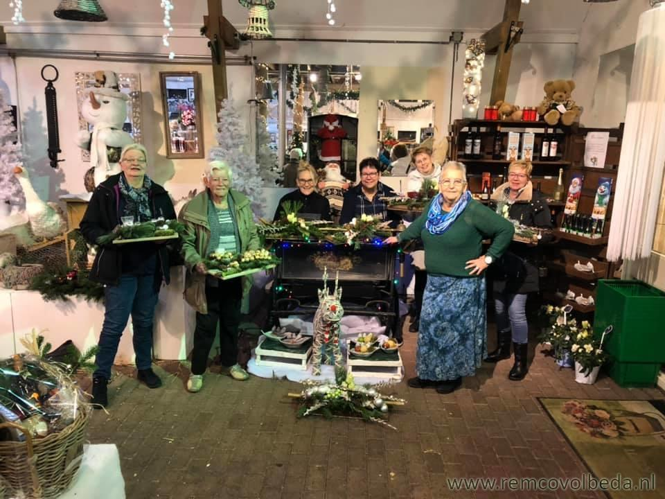kerstworkshop volbeda